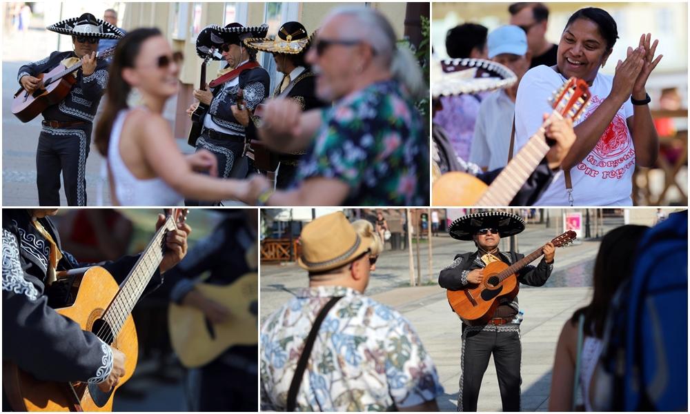 Czy to Kutno, czy już Meksyk? Uliczna balanga w sercu miasta! [ZDJĘCIA]  - Zdjęcie główne