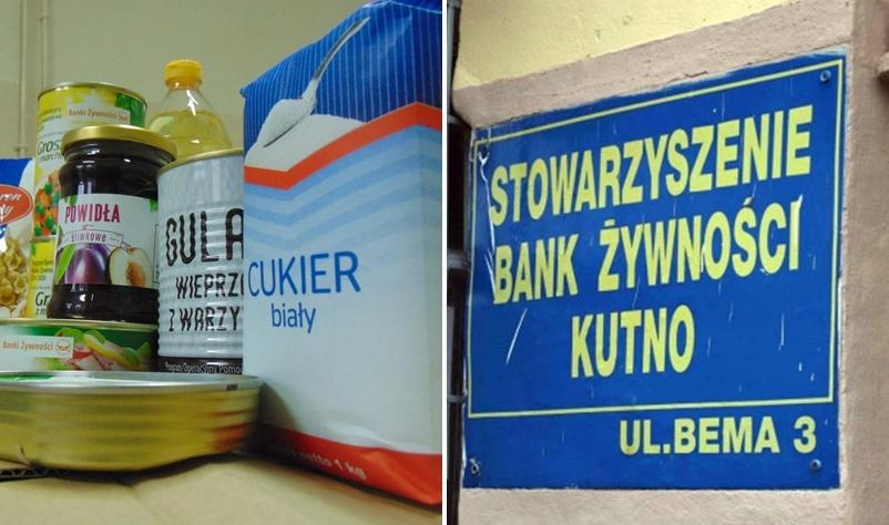 Będą wydawać paczki żywnościowe dla mieszkańców gminy Kutno. Znamy szczegóły - Zdjęcie główne