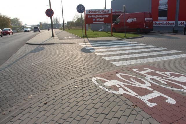Spór wokół ścieżek na Olimpijskiej - Zdjęcie główne