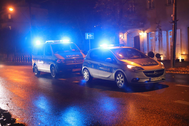 Kutnowska policja prosi mieszkańców o pomoc i szuka białego dostawczaka - Zdjęcie główne