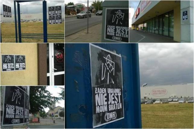 """Kutnowski ONR: """"Nie propagujemy niechęci wobec obcokrajowców"""" - Zdjęcie główne"""