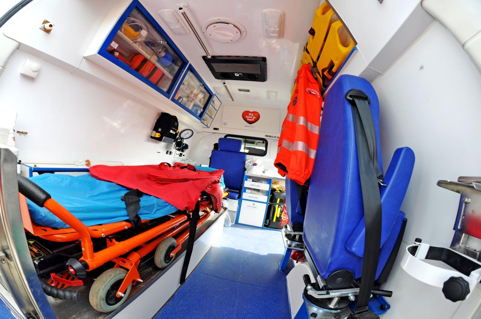 Transport medyczny i transport sanitarny - dlaczego warto? - Zdjęcie główne