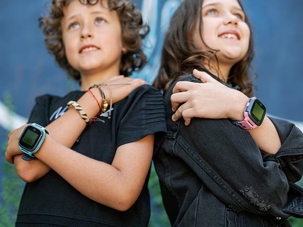 Smartwatch dla dzieci do szkoły - Zdjęcie główne