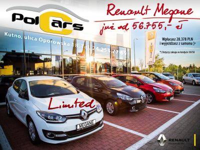 Wyjątkowa oferta Renault Megane od 28378 zł* - Zdjęcie główne