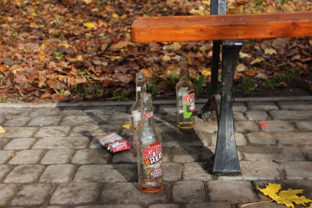 """Bójki i alkohol w centrum Kutna. """"Strach wyjść na spacer"""" - Zdjęcie główne"""