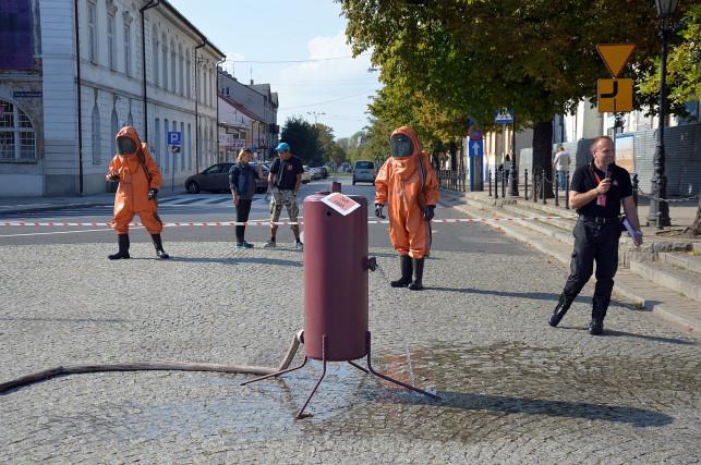 Strażackie pokazy w obiektywie - Zdjęcie główne
