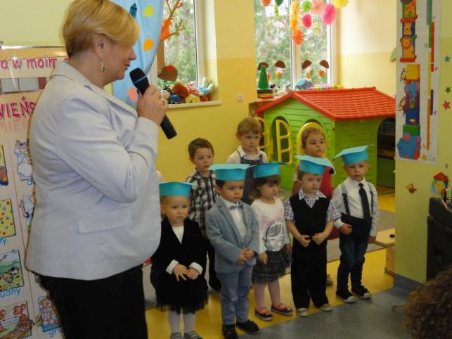 """""""Kolorowy Świat"""" powiększył się o nowych przedszkolaków - Zdjęcie główne"""