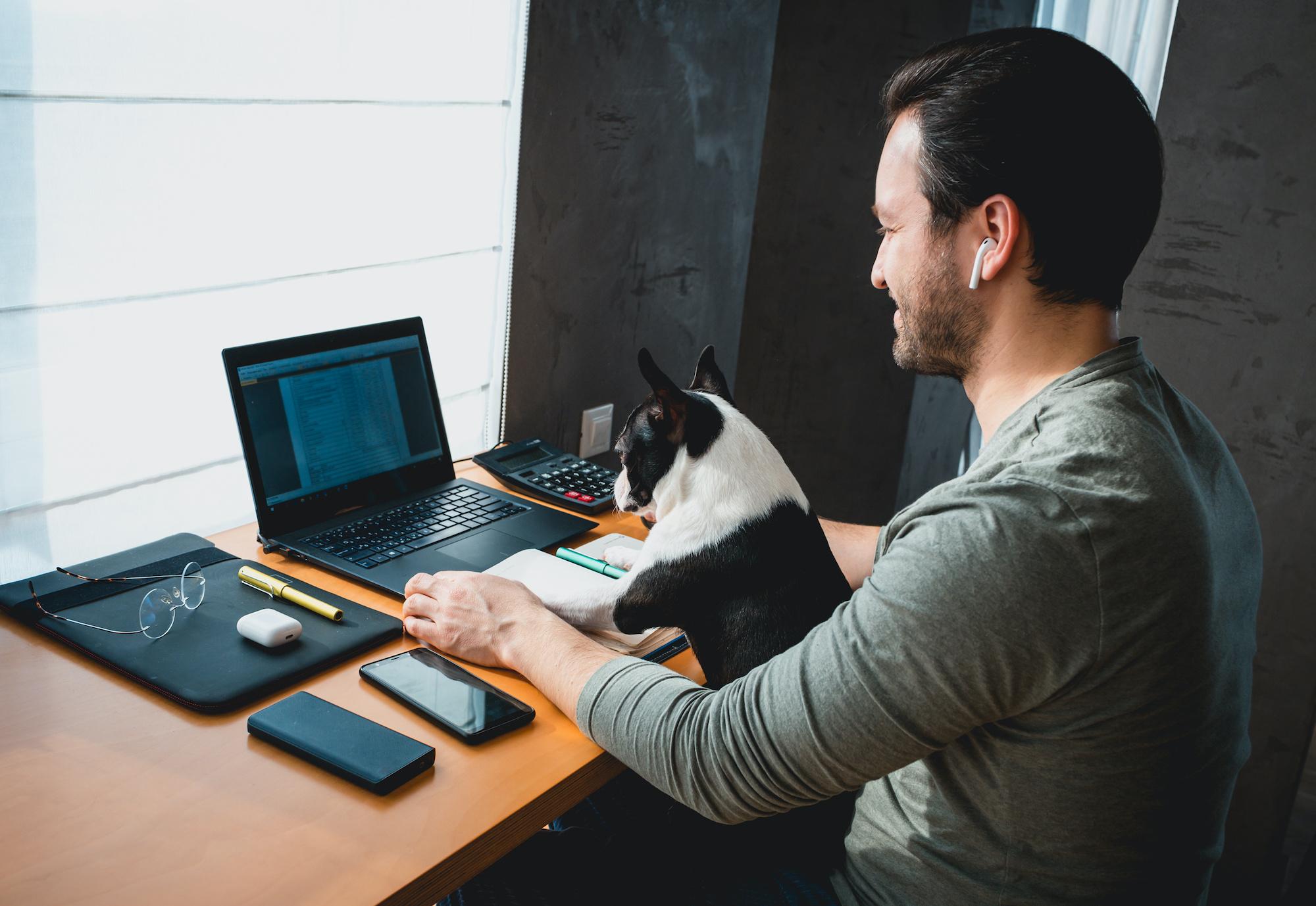 Domowe biuro - o czym musisz pamiętać? - Zdjęcie główne