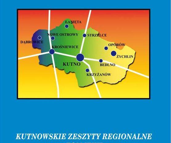 Promocja Kutnowskich Zeszytów Regionalnych - Zdjęcie główne