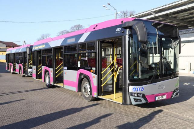 Historyczna chwila dla MZK! Pani Alicja pierwszą kobietą za kierownicą autobusu - Zdjęcie główne