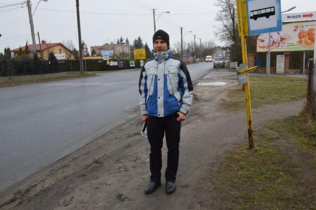 Projekt przebudowy Łęczyckiej niezgodny z rozporządzeniem? Kutnianin napisał do prezydenta - Zdjęcie główne