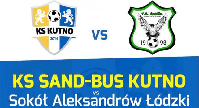 Mecz KS Sand-Bus z Sokołem Aleksandrów Łódzki - Zdjęcie główne