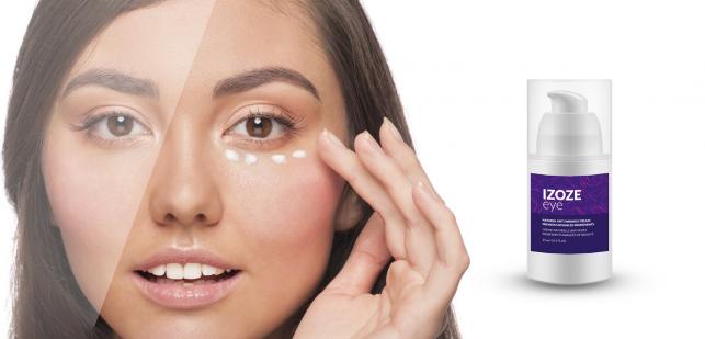 Krem pod oczy – Poznaj krem pod oczy o bogatym, naturalnym składzie! Poznaj Krem Izoze Eye - Zdjęcie główne