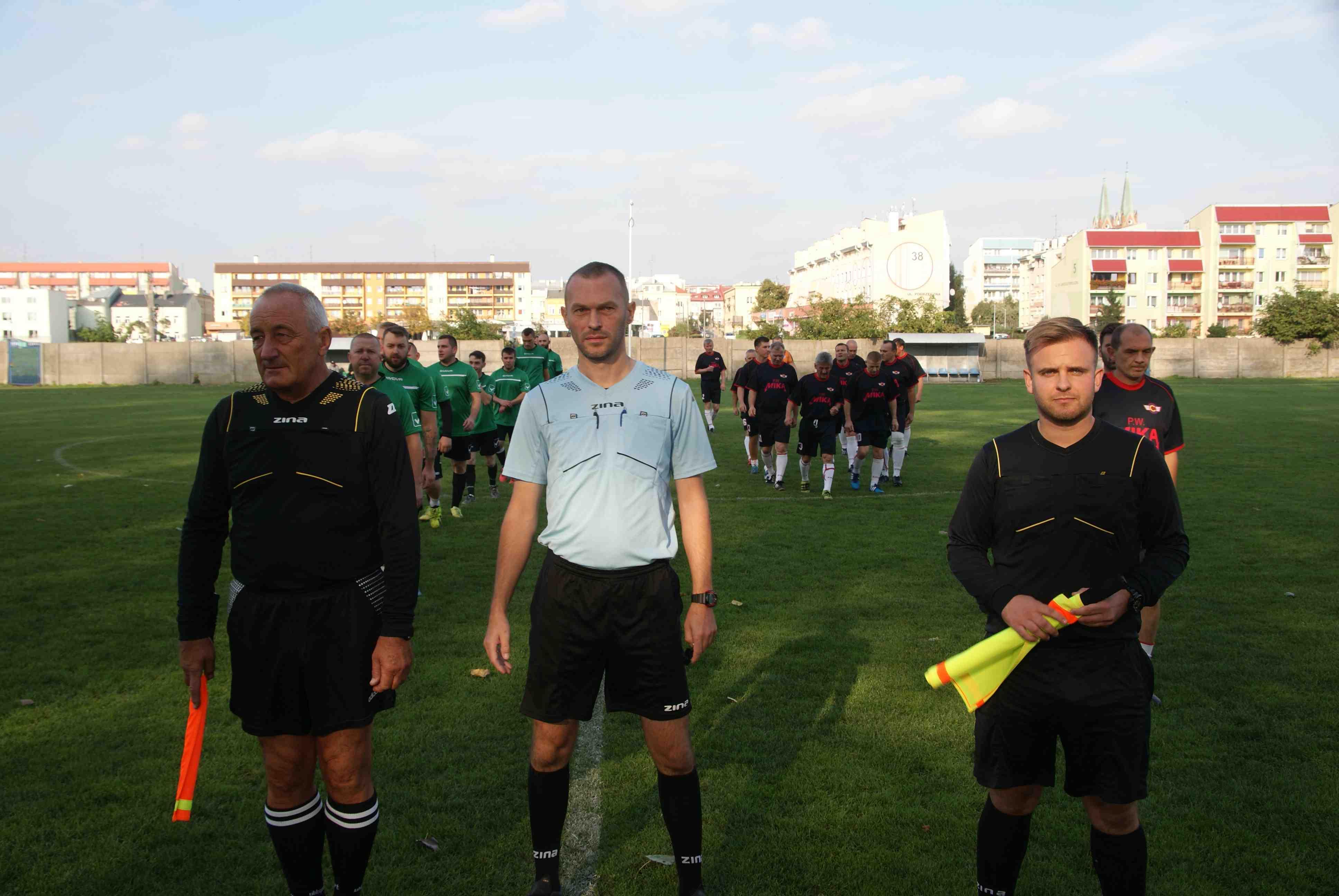 Wygrana Expom Krośniewice z drużyną Oldboys Czarni - Zdjęcie główne