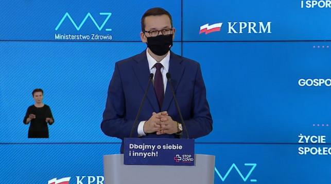 [WIDEO] Cała Polska w czerwonej strefie! Zamknięte restauracje, zdalne nauczanie, co jeszcze? - Zdjęcie główne