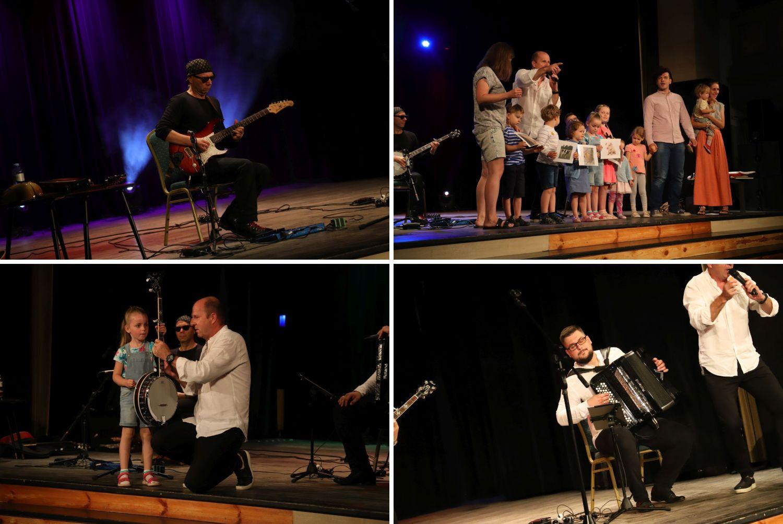 Kolejny Poranek Muzyczny za nami. Dzieciaki zawładnęły kutnowskim CTMiT [ZDJĘCIA] - Zdjęcie główne