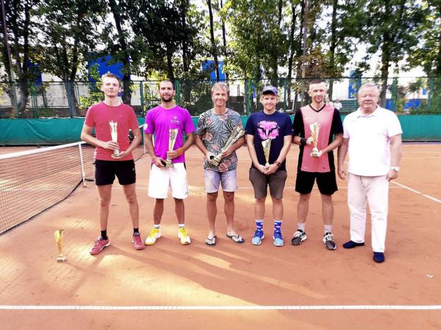 [FOTO] Puchar Lata zakończony, MOSiR nagrodził najlepszych tenisistów - Zdjęcie główne