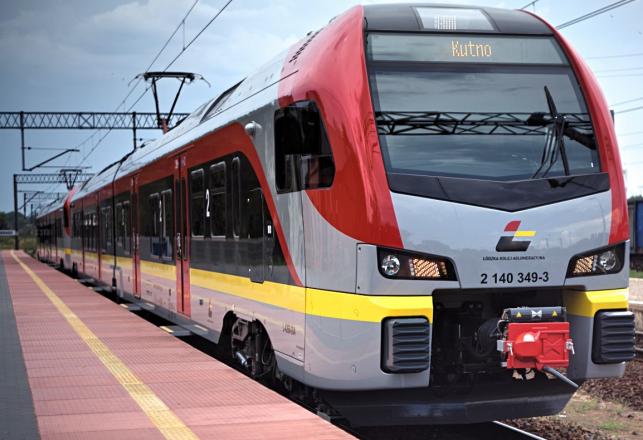 Kursy pociągów zawieszone na kolejne tygodnie! ŁKA wydała komunikat - Zdjęcie główne