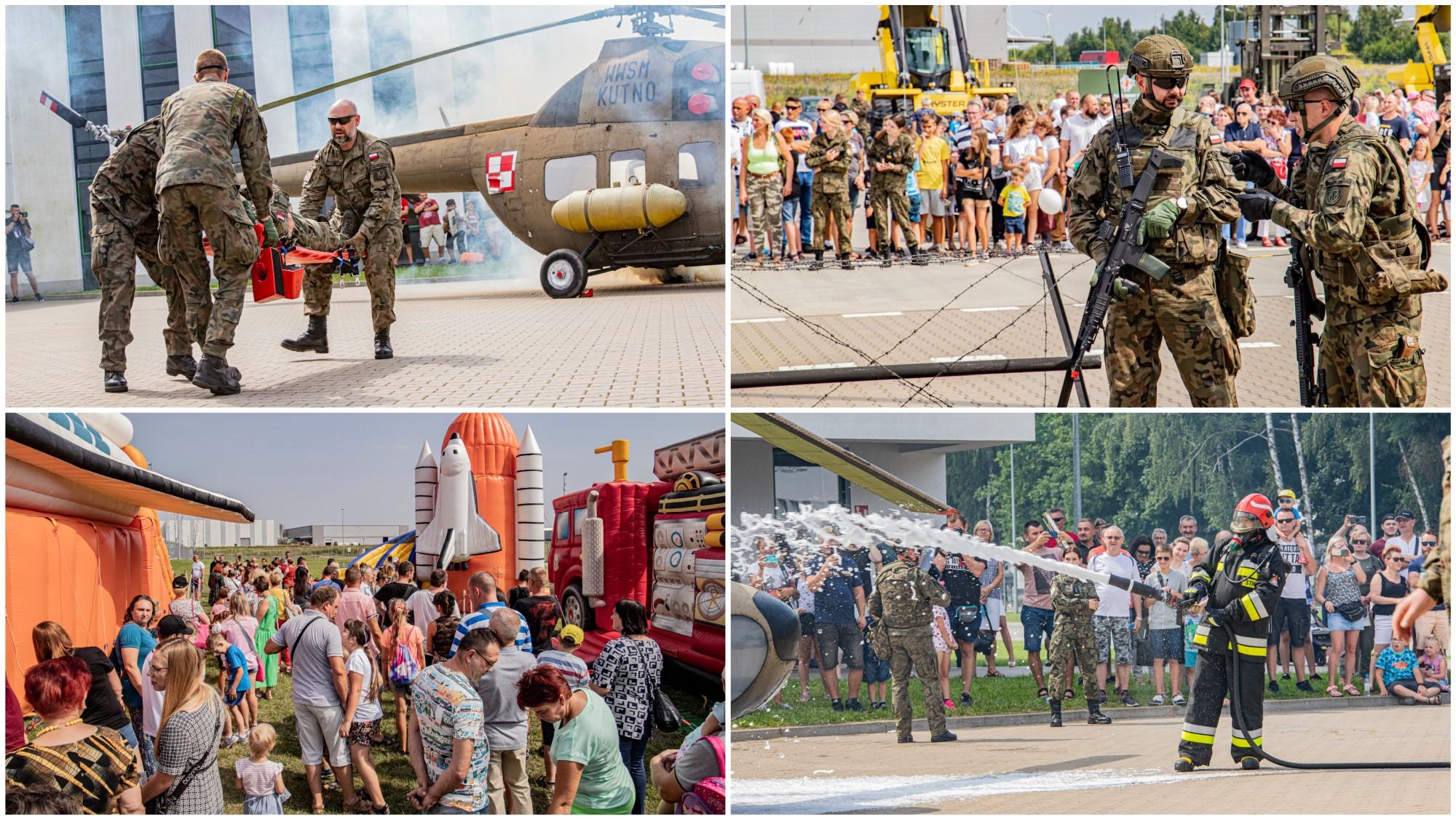 Wielkie wojskowe święto przyciągnęło tłumy! [ZDJĘCIA] - Zdjęcie główne
