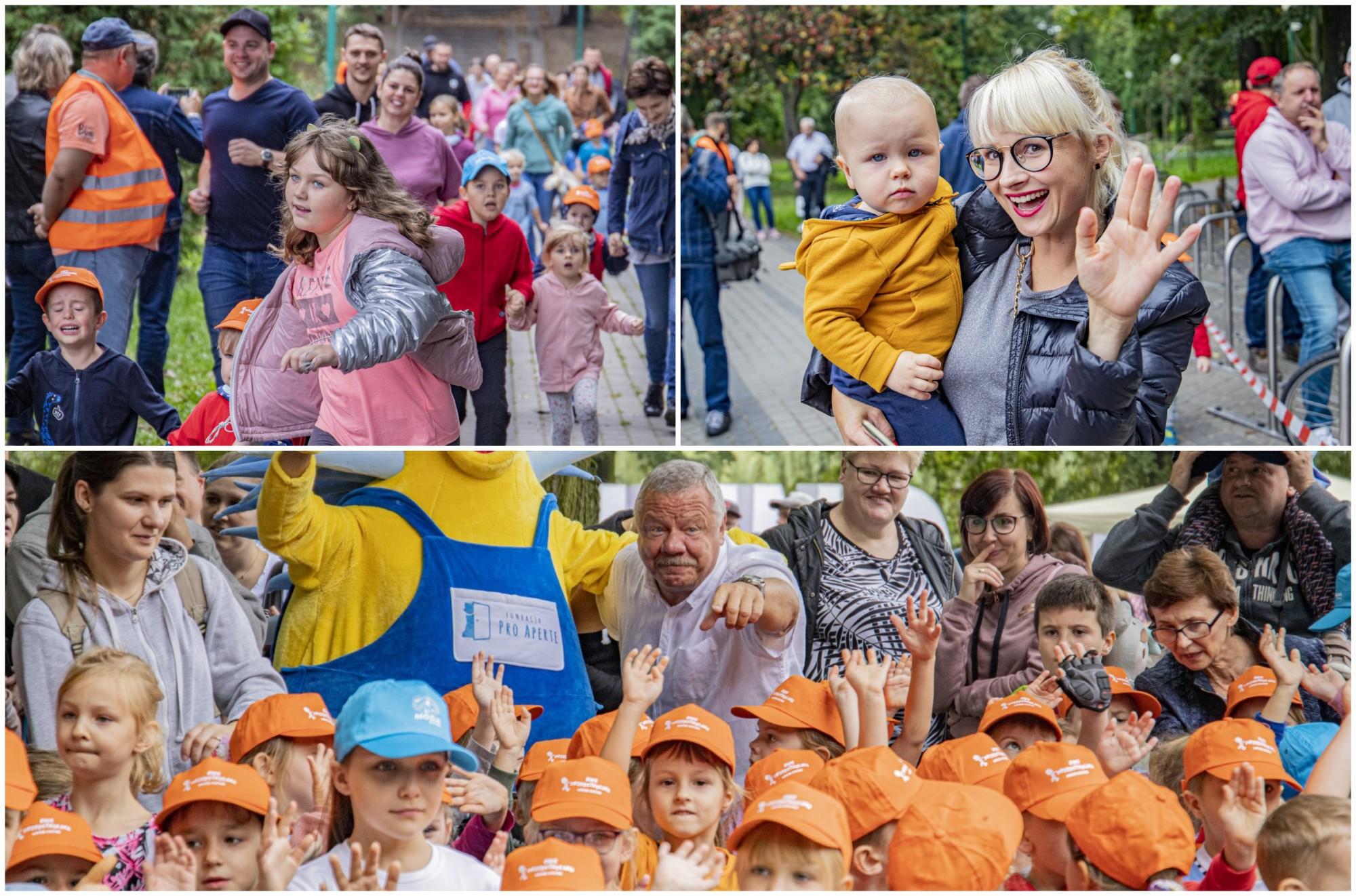 Setki dzieciaków pobiegły w Biegu Przedszkolaka! [ZDJĘCIA] - Zdjęcie główne