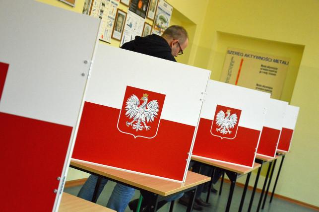 Frekwencja wyborcza: Kutno poniżej średniej - Zdjęcie główne