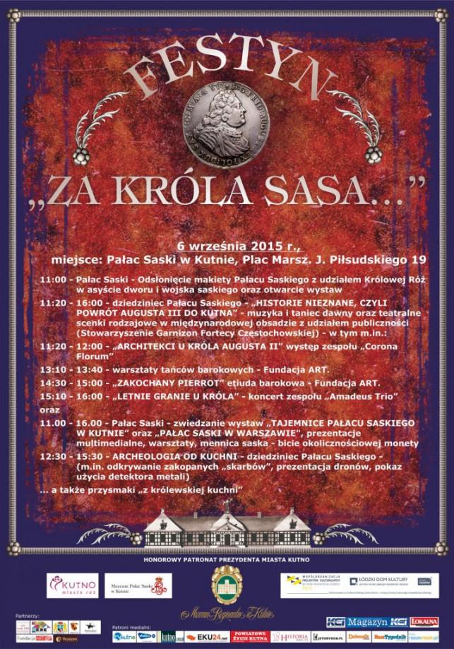 Uroczyste odsłonięcie makiety Pałacu Saskiego  - Zdjęcie główne