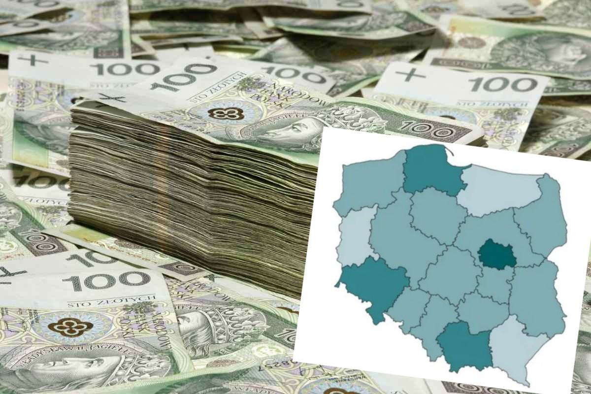 Gdzie zarabia się najwięcej? Ile w naszym regionie? Są najnowsze dane o pensjach Polaków - Zdjęcie główne
