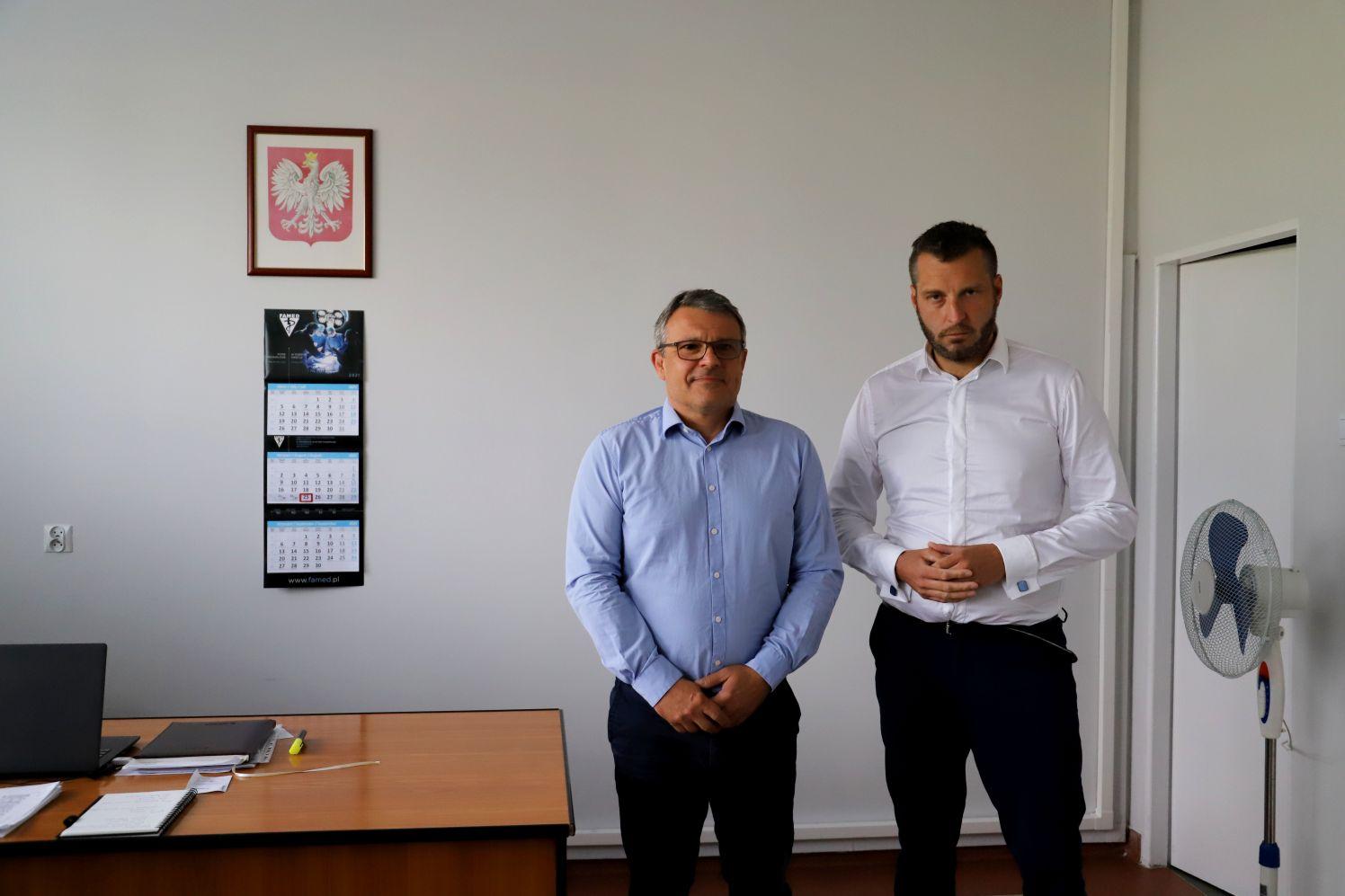 Radny Serenda mianowany zastępcą dyrektora w kutnowskim szpitalu. Za co będzie odpowiadał? [ZDJĘCIA] - Zdjęcie główne