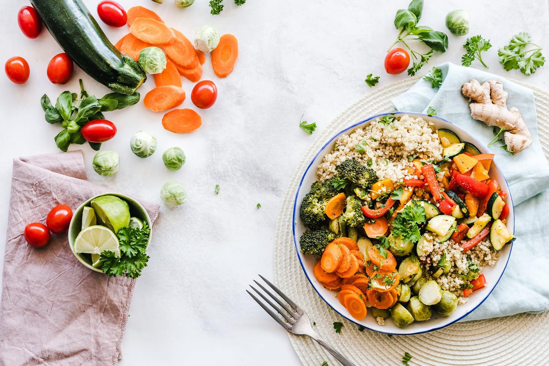 Jak schudnąć w nowym roku? Może catering dietetyczny? - Zdjęcie główne