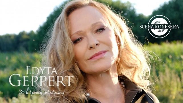 KDK: Edyta Geppert – koncert jubileuszowy !!!WYPRZEDANE!!! - Zdjęcie główne