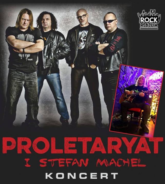 Gotowi na kolejny koncert w Moto Pubie? Za miesiąc Proletaryat i Stefan Machel z TSA - Zdjęcie główne