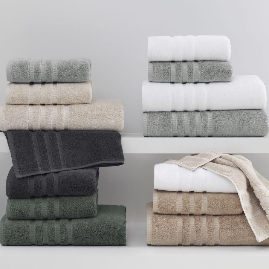 Ekskluzywne ręczniki frotte - Zdjęcie główne