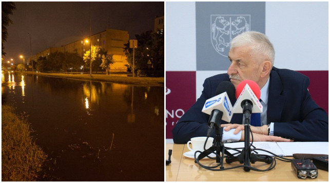 Czy to koniec zalań na Alejach ZHP? - Zdjęcie główne
