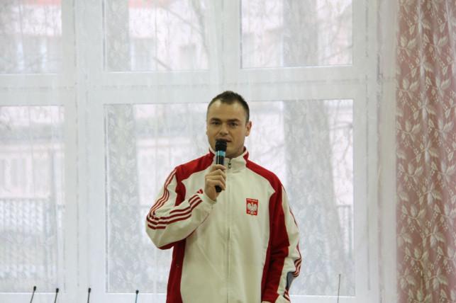 Paraolimpijczy odwiedzili Kutno - Zdjęcie główne