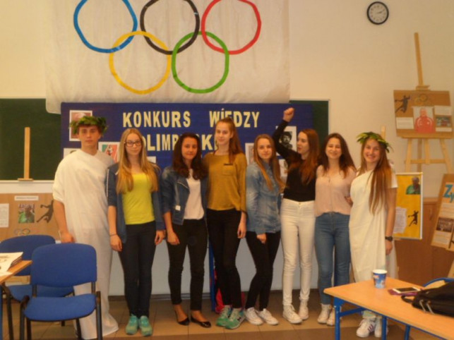 Szkolny Konkurs Wiedzy Olimpijskiej - Zdjęcie główne