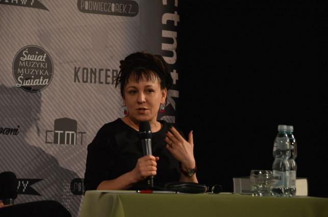 Olga Tokarczuk odwiedziła Kutno - Zdjęcie główne