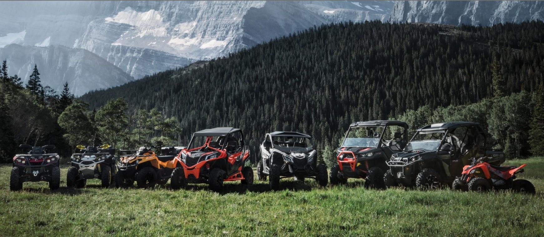 Can-Am Maverick - pojazdy stworzone do offroadu - Zdjęcie główne