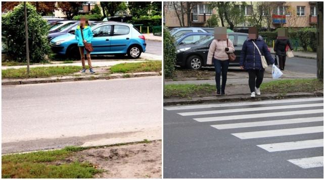 Prośby mieszkańców spełnione: nowe przejście dla pieszych w centrum - Zdjęcie główne