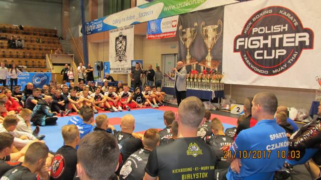 Kutnowscy kickboxerzy na Polish Fighter Cup - Zdjęcie główne