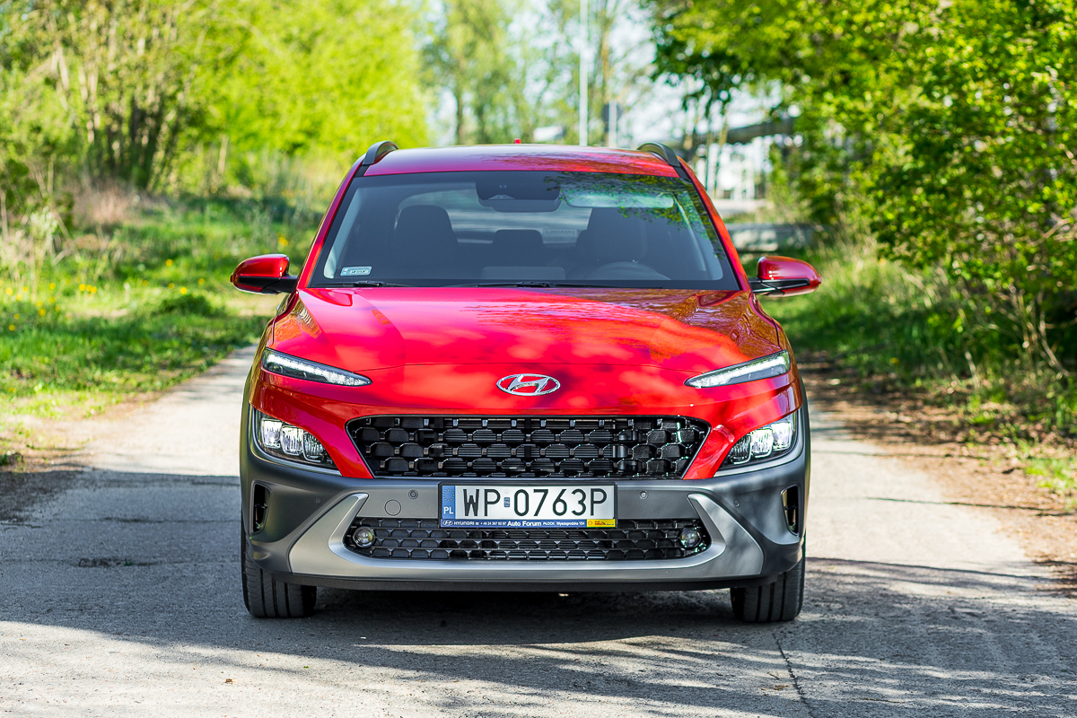 Hyundai Kona Hybrid – historia, którą wato poznać (mat.partnerski) - Zdjęcie główne