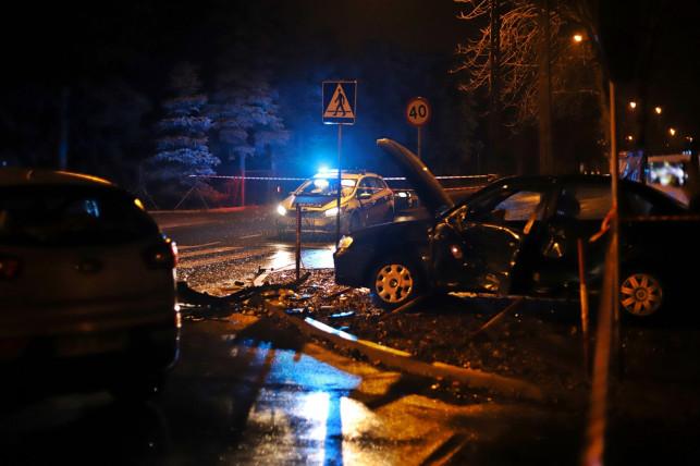 [ZDJĘCIA/AKTUALIZCJA] Poważny wypadek na Północnej - trzy osoby w szpitalu! - Zdjęcie główne