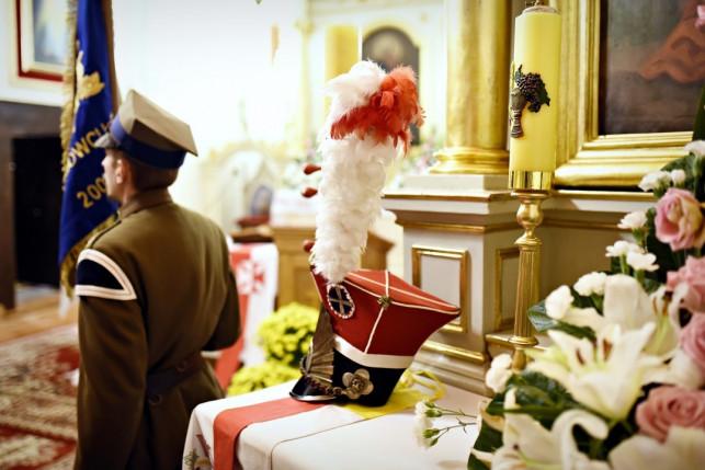 Powiatowe obchody Święta Niepodległości - Zdjęcie główne