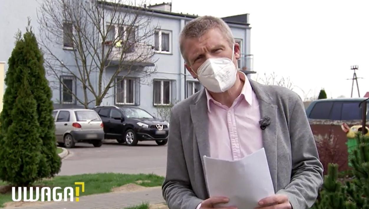"""Policjanci już wcześniej wywozili ludzi do lasu? TVN """"Uwaga!"""" bada kulisy zabójstwa pod Piątkiem - Zdjęcie główne"""
