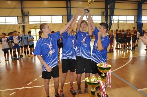 Turniej o Puchar Żychlińskiej Akademii Siatkówki Volley Team - Zdjęcie główne