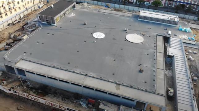 [WIDEO Z DRONA] Remontują centrum Kutna. Zobacz Plac Wolności z lotu ptaka! - Zdjęcie główne