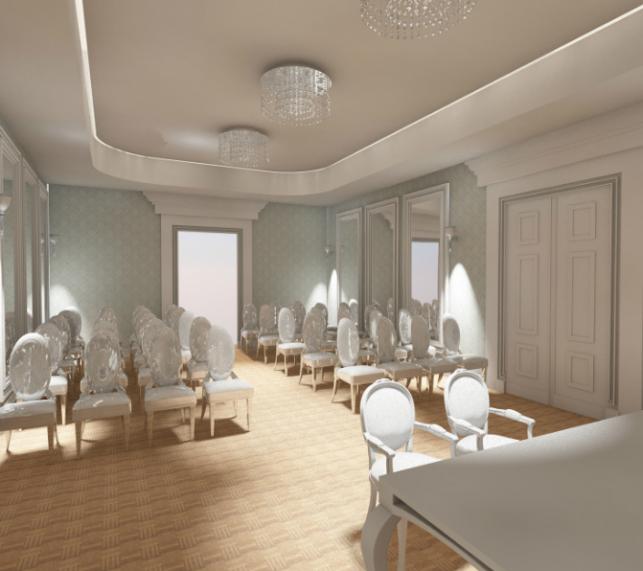 [ZDJĘCIA] Mamy wizualizację nowego budynku Urzędu Stanu Cywilnego - Zdjęcie główne