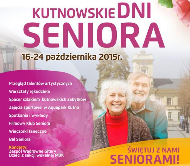 Kutnowskie Dni Seniora - Zdjęcie główne