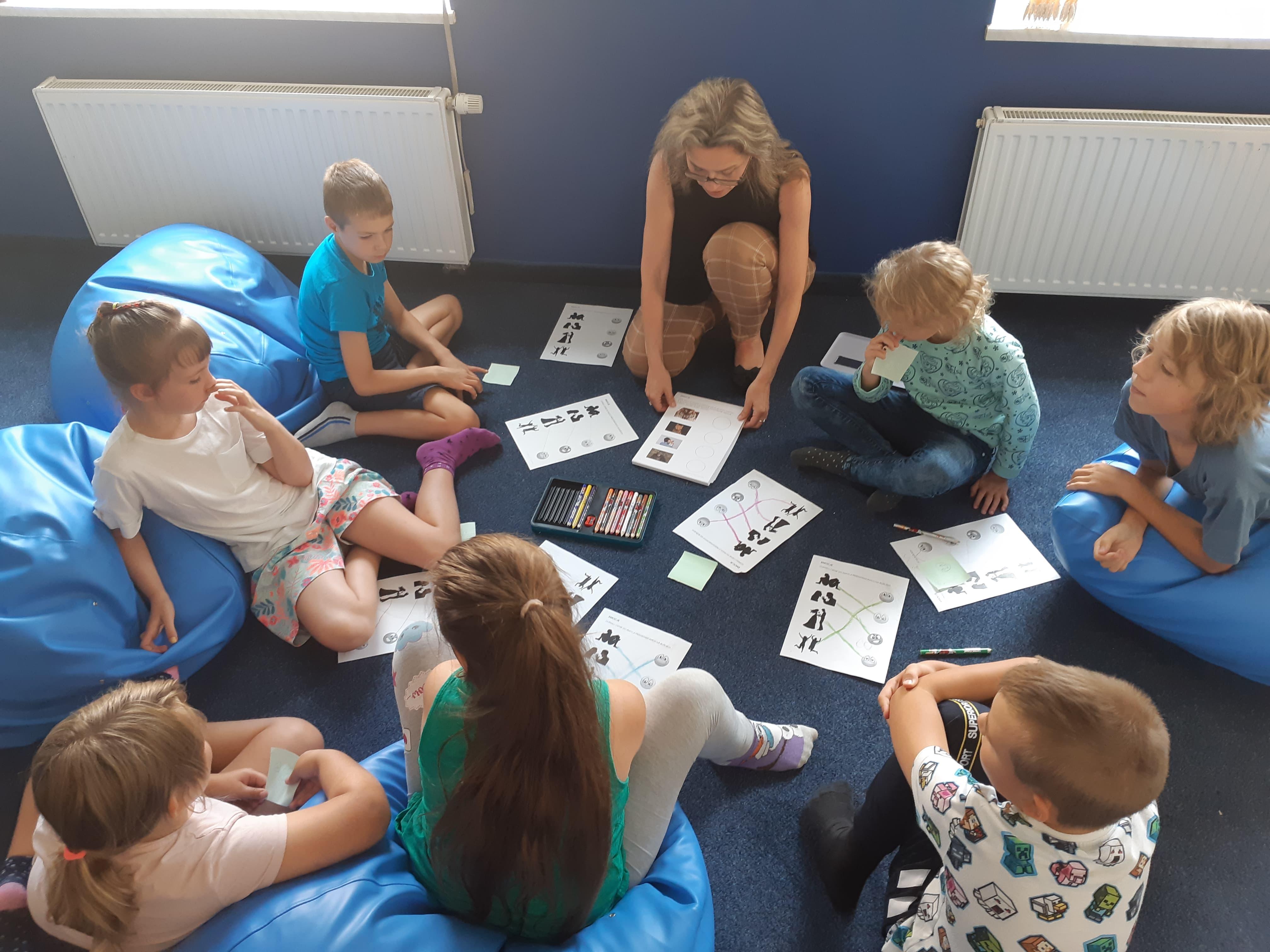 Rusza nabór na bezpłatne zajęcia Treningu Umiejętności Społecznych dla dzieci w wieku 4-12 lat! - Dowiedz się więcej! - Zdjęcie główne