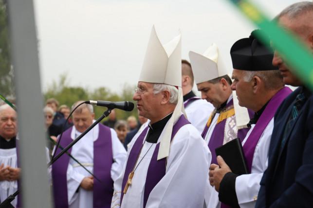 Biskup z COVID-19. ''Otoczmy go modlitwą'' - Zdjęcie główne