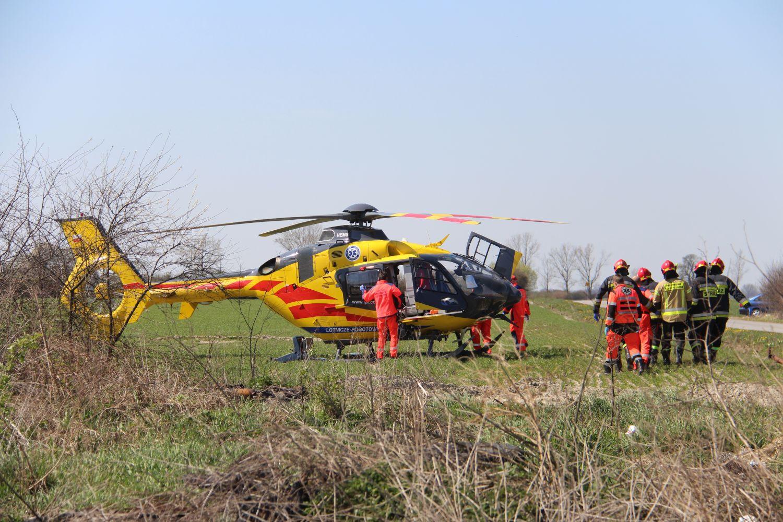 Ponad 30 ofiar i 130 osób rannych. Strażacy o 2020 roku - Zdjęcie główne